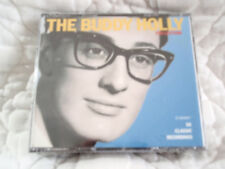 THE BUDDY HOLLY COLLECTION 2 DISC CD NEW 50 CLASSIC RECORDINGS BEST OF GREATEST