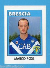 CALCIO FLASH '93-EUROFLASH-Figurina n.40- MARCO ROSSI - BRESCIA -NEW