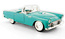 FORD THUNDERBIRD TURQUOISE 1955 YATMING 1/18 1:18 CABRIOLET ROADSTER
