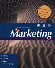 Marketing B/CD (Australian) by KOTLER, Brown (Paperback, 2001)