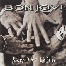 Bon Jovi Reissue 33 RPM Speed Vinyl Records