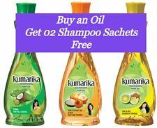 KUMARIKA 100% NATURAL AYURVEDA MIX HAIR OIL for All Hair Types 100ml Bottles