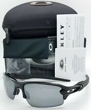 NEW Oakley Flak 2.0 sunglasses Black BLK Polarized 9295-07 AUTHENTIC 9295 Jacket