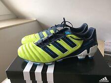 Adidas Predator Adipower 45 1/3 UK 10,5 US 11 TRX FG Neu New Mania leather