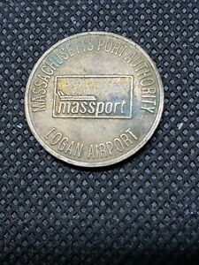 Good For One Zone Fare Cape Breton Tramways Ltd NS CANADA Transit Token