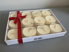 The White Company Winter Tealight Candles BNIB Gift