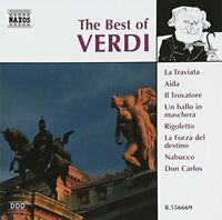 - The Best of Verdi (CD) (1997)