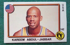 Sticker Figurina PANINI SUPERSPORT KAREEM ABDUL-JABBAR n.142 basket lakers 1988