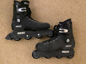 Roces Inline Roller Skates 1990's Size 11