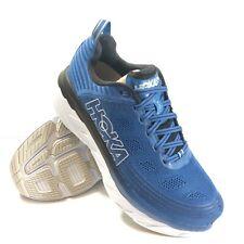 Hoka One Bondi 6 Men's Running Shoes Galaxy Blue/ sz 8.5  1019269 GBAN.CD1