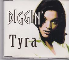 Tyra-Diggin cd maxi single 5 tracks