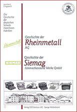 L. Dingwerth: Geschichte der Schreibmaschinen-Fabriken: Rheinmetall, Siemag