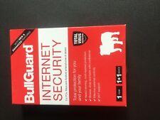 Bullguard Internet security 2020 1user +1 for 2pcs  global license