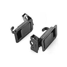 Bestop 51251-01 Paddle-style Exterior Door Handle Black Set of 2 for Wrangler