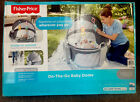 Fisher-Price On-the-Go Baby Dome Baby Portable Play Yard (DRF13-9997) 1710D