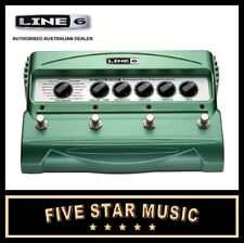 LINE 6 DL4 DELAY AND LOOPING STOMPBOX GUITAR EFFECTS MODELLER