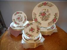 Wedgwood Cathay bone china lot of THIRTY-SIX pieces R4053