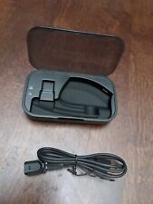 Plantronics Voyager Legend Bluetooth Charging Case and cable
