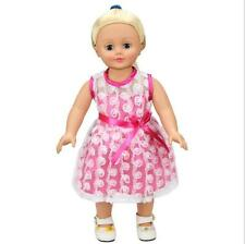 Fashion Handmad Clothes dress for 18inch American girl doll