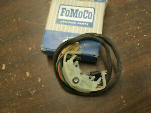 NOS OEM Ford 1963 Lincoln Continental Turn Signal Switch