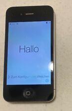 Apple iPhone 4s - 16GB - Black (Unlocked) A1387 (CDMA + GSM)