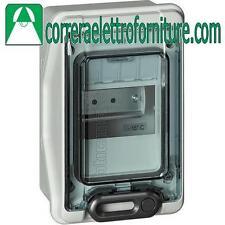 Centralino quadro elettrico parete 4 moduli DIN IP65 BTICINO F107N4D