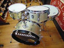 2001 Ludwig Gig-Lite Classic Birch Drum Set, Bass,Toms Snare. Bop Kit