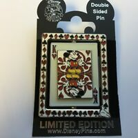 WDW - White Glove - Mickey and Minnie Mouse - LE 500 Disney Pin 50868
