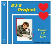 DJ'S PROJECT - VISION OF LOVE (COLLECTORS LIM   CD SINGLE NEU
