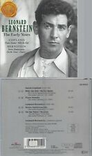 CD--BILLY THE KID / LEONARD BERNSTEIN, L. BERNSTEIN -- UND A. COPLAND -- -- 7 AN