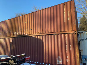 40´DC Container, mit neuer CSC , Mwst. inkl.