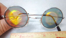 Novelty Hologram Sunglasses, Youth size 4.75 in wide, ALIEN head, Fun for kids