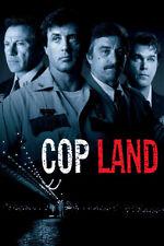 COP LAND Blu-Ray • De Niro •Stallone • New* (No Digital Copy) Sealed + Free Ship