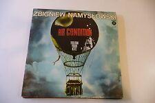 ZBIGNIEW NAMYSLOWSKI AIR CONDITION LP FOLLOW YOUR KITE.MUZA SX 2303 POLAND PRESS