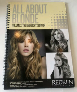 Redken ALL ABOUT BLONDE VOLUME 2: The Baby lights Edition FREE SHIPPING