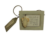 East of India Good Friends Plaque - Gift For A Great Friend - Hanging Plaque