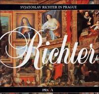 Sviatoslav Richter in Prague (CD, Jan-1996, Praga) Box set