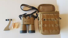 Leupold 10x50 Tactical Binoculars, Coyote Brown, Rare, Used Excellent Condition