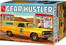 AMT 1096 1965 Chevrolet El Camino Gear Hustler plastic model kit 1/25