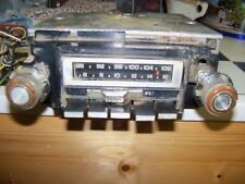 Working 1975 76 77 Olds Cutlass AM FM Radio GM Delco Serviced with Knobs