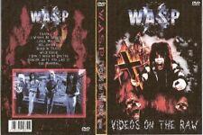 w.a.s.p. videos in the raw dvd 1989 dokken van halen white lion