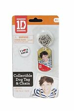 One Direction Dog Tags, Louis