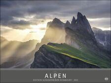 Alpen – Edition Alexander von Humboldt Kalender 2022