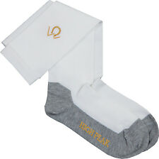 High Peak Equestrian Coolmax Competition / Dressage Socks Pure White UK 4 - 7