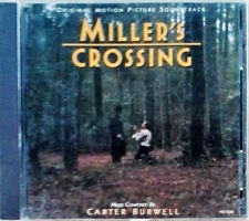 MILLER'S CROSSING - CD SOUNDTRACK - CARTER BURWELL - VARESE SARABANDE - 1990