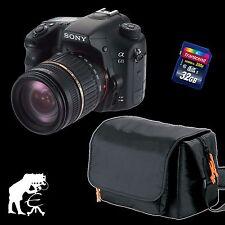 Sony Alpha ILCA-68 + Tamron 3,5-6,3/18-200 mm + 32 GB + ActionBlack - Reisezoom