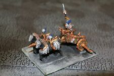 Chaos Chariot Chaos Warriors metal USED Warhammer Fantasy Battles OOP GW