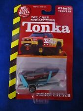 Tonka Die Cast Collection Police Launch #34/50