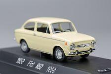 Fiat 850 Cream 1969 SOLIDO 1:43