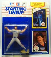 1990  FRANK VIOLA - Starting Lineup (SLU) Baseball Figure & Card - NEW YORK METS